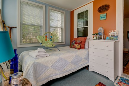 West Yarmouth Cape Cod vacation rental - Second twin to bring the whole family