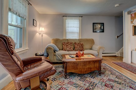 West Yarmouth Cape Cod vacation rental - Comfortable couch and armchair options