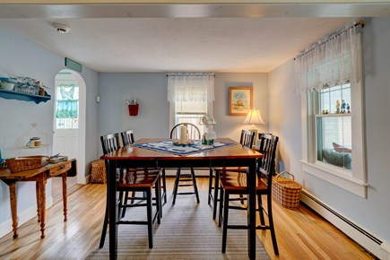 West Yarmouth Cape Cod vacation rental - Dining table for everyone