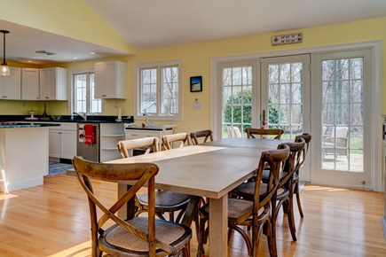 Falmouth Cape Cod vacation rental - Dining area for the entire family