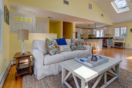 Falmouth Cape Cod vacation rental - Comfortable couch