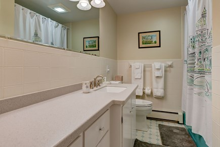 Falmouth Cape Cod vacation rental - Plenty of bathroom counterspace