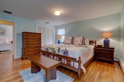Falmouth Cape Cod vacation rental - Rest in the exquisite master bedroom