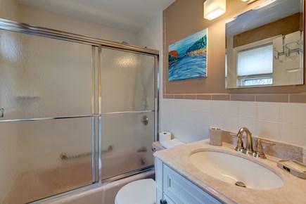 Falmouth Cape Cod vacation rental - Stylish bathroom
