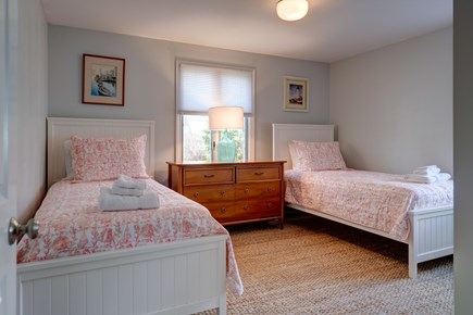Falmouth Cape Cod vacation rental - Two twin beds is a great bedroom for children