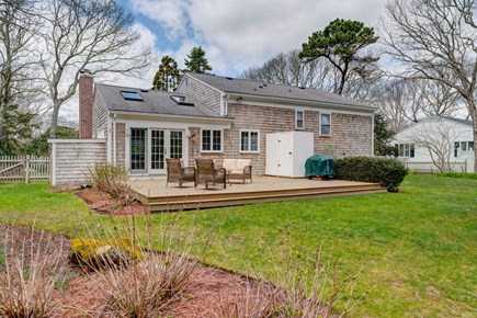 Falmouth Cape Cod vacation rental - Acapesket Family Retreat