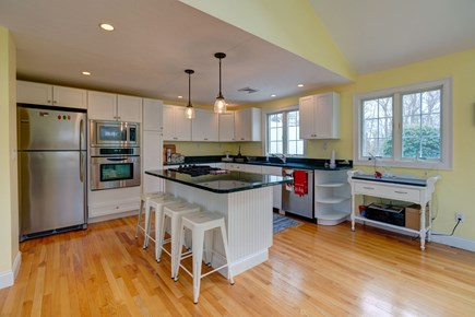 Falmouth Cape Cod vacation rental - Modern kitchen