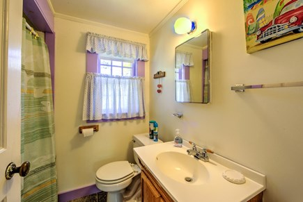 East Sandwich Cape Cod vacation rental - Full Bath with shower.