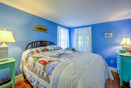 East Sandwich Cape Cod vacation rental - Master Bedroom with Double.