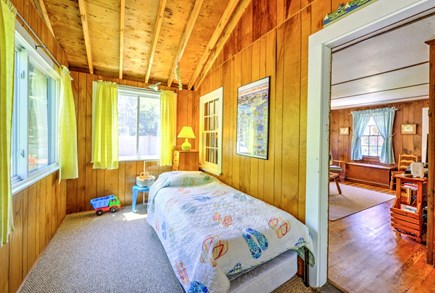East Sandwich Cape Cod vacation rental - Porch opens off the Living Room.