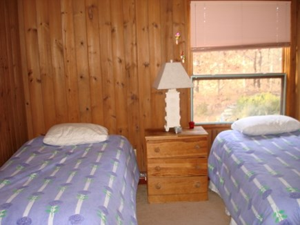 Wellfleet Cape Cod vacation rental - Last bedroom at den end of home