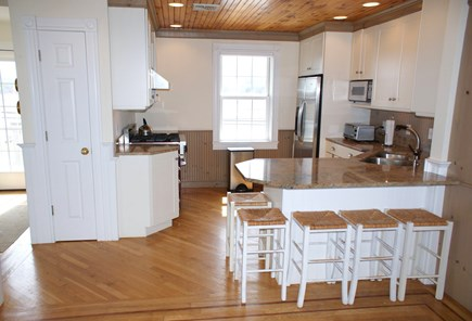 East Sandwich Cape Cod vacation rental - Fully equipped Kitchen.