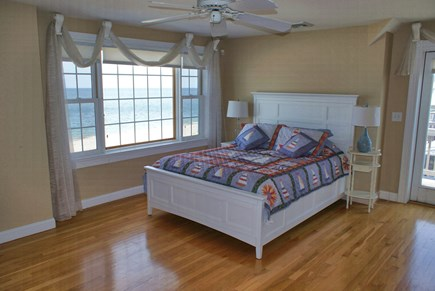 East Sandwich Cape Cod vacation rental - Master Bedroom on 2nd floor with Queen.