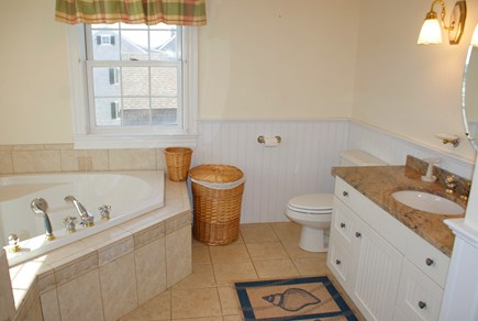 East Sandwich Cape Cod vacation rental - Luxurious Bath on 2nd floor.