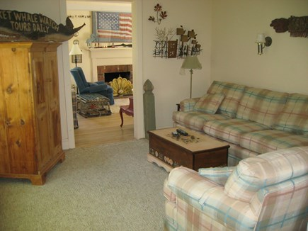 East Orleans  Cape Cod vacation rental - TV room