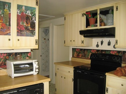 East Orleans  Cape Cod vacation rental - Kitchen with all appliances