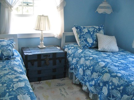 East Orleans  Cape Cod vacation rental - Twin bedroom