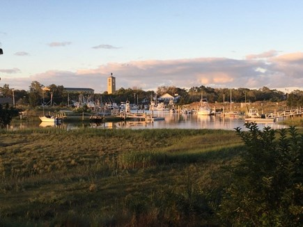 Eastham Cape Cod vacation rental - As the sun goes down the views remain magnificent