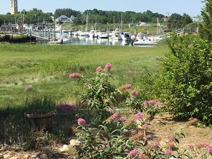 Eastham Cape Cod vacation rental - Orleans Harbor view from home