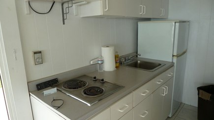 North Truro Cape Cod vacation rental - Another view of kitchen