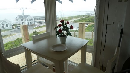 North Truro Cape Cod vacation rental - Another view of dining area