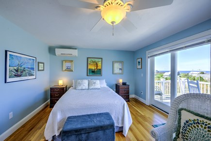 East Sandwich Cape Cod vacation rental - Master Bedroom with Queen on 3rd Floor.