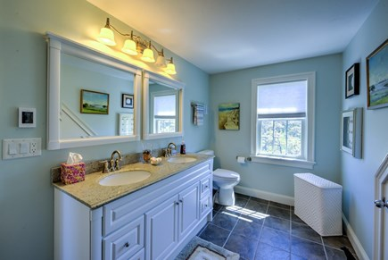 East Sandwich Cape Cod vacation rental - Private Master Bath.