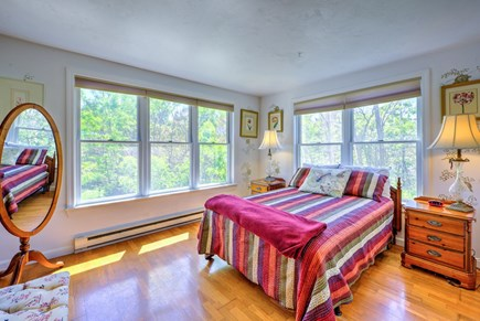 East Sandwich Cape Cod vacation rental - Bedroom on 1st Floor with Double.