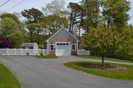 Harwich Cape Cod vacation rental - Large driveway and garage