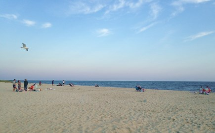 Harwich Cape Cod vacation rental - Beautiful Bank St. Beach is just 2.8 miles away