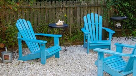Provincetown Cape Cod vacation rental - Garden