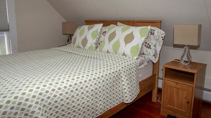 Provincetown Cape Cod vacation rental - Upstairs bedroom with queen bed