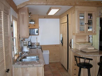 Truro Cape Cod vacation rental - Kitchen is Fully Equipped