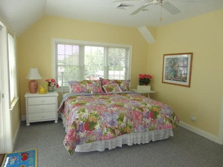 West Yarmouth Cape Cod vacation rental - 2nd floor master with king bed & private bath