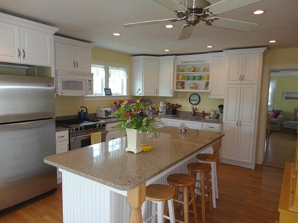 West Yarmouth Cape Cod vacation rental - Gorgeous Gourmet kitchen