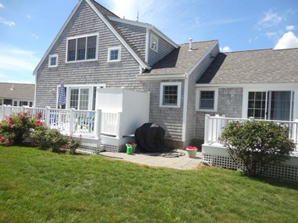 West Yarmouth Cape Cod vacation rental - Great outdoor entertaining space
