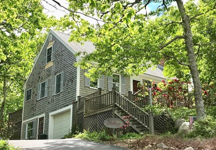 Orleans Cape Cod vacation rental - Hilltop- front of house