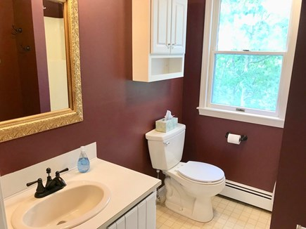 Orleans Cape Cod vacation rental - Bath (main level) w/shower