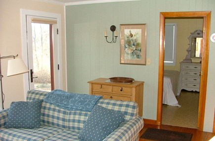Eastham Cape Cod vacation rental - Living area (1)