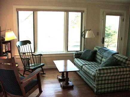 Eastham Cape Cod vacation rental - Living area (2)