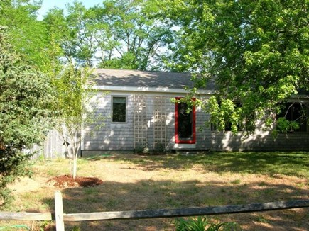 Eastham Cape Cod vacation rental - Cottage from the road
