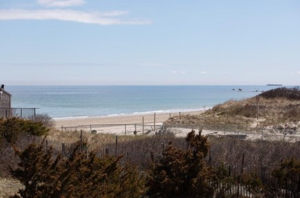 Manomet, White Horse Beach Manomet vacation rental - Conservation land next door