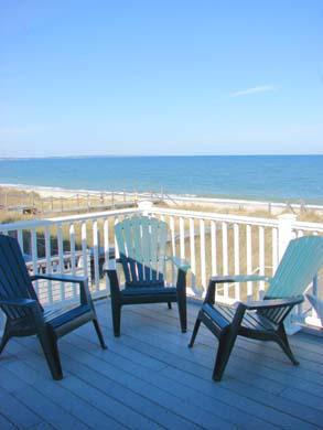 East Sandwich Cape Cod vacation rental - This house offers so many relaxing spaces