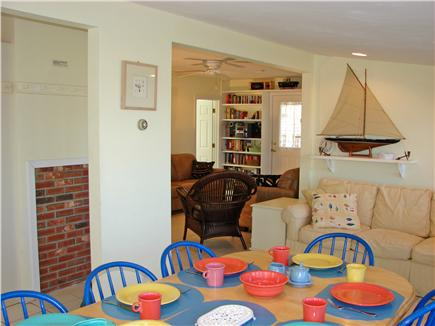 East Sandwich Cape Cod vacation rental - Open and spacious rooms