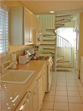 East Sandwich Cape Cod vacation rental - Plenty of room in this kitchen for preparing the catch of the day