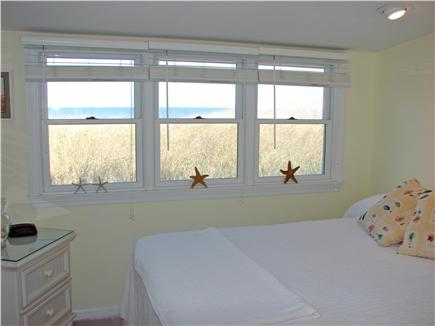 East Sandwich Cape Cod vacation rental - Lovely first floor queen bedroom with spectacular ocean views