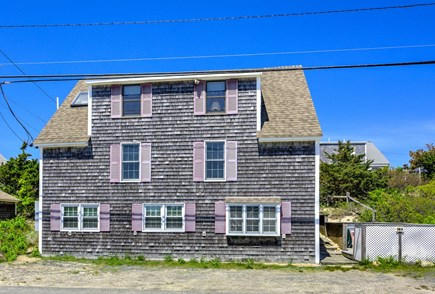 East Sandwich Cape Cod vacation rental - Road side view of the condo