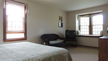 Eastham Cape Cod vacation rental - Upstairs master bdr