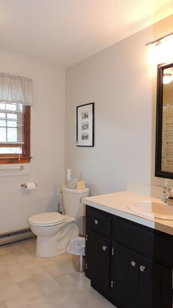 Eastham Cape Cod vacation rental - Upstairs master bath - has tub