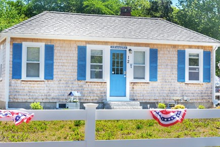 South yarmouth Cape Cod vacation rental - 12 Breezy Point road- quiet side street